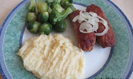 Čevapčiči ze tří druhů masa