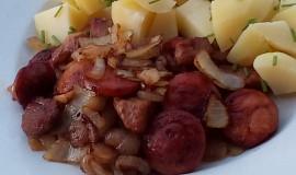 Masovo-uzeninová směs à la ražniči