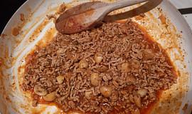 Rychlý gulášek k večeři