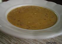 Kmínová polévka habunda