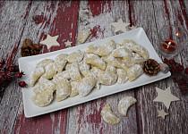 Mušličky s ořechovou náplní