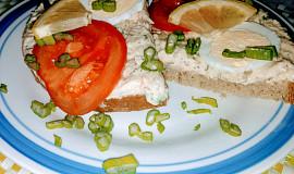 Pomazánka z lososa