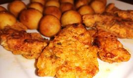 Smažené podmáslové kuře