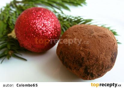 Čokoládové lanýže