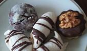 Americké čokoládové krinkles