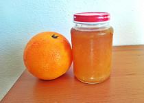 Marmeláda z pomerančů