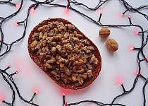 Karamelizované vlašské ořechy