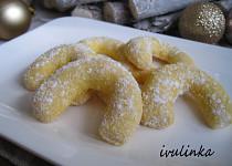 Vanilkové rohlíčky bezořechové
