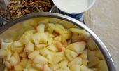 Bavorský jablečný štrúdl