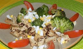 Tofu s brokolicí