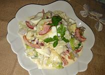 Bramborový salát se zeleninou II.