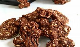 Datlové sušenky bez cukru