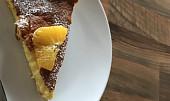 Kouzelný pomerančový / citronový koláč (dort)