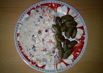 Smetanová omáčka s gnocchi
