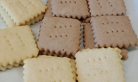 Domácí BB sušenky