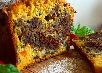 Dýňovo-kakaový chlebík