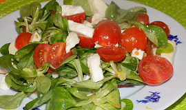 Polníčkový salát