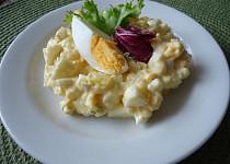 Maminčin vajíčkový salát