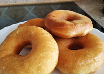 Skvělé domácí donuty