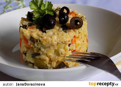 Bulgur se zeleninou