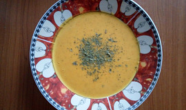 Dýňovo - krémová polévka