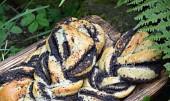 Makové (ořechové) pletýnky