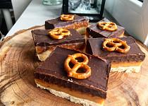 Millionaires - karamelovo-čokoládové sušenky