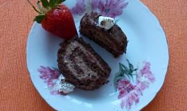 Pětková roláda čokoládová
