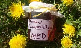 Domácí pampeliškový med