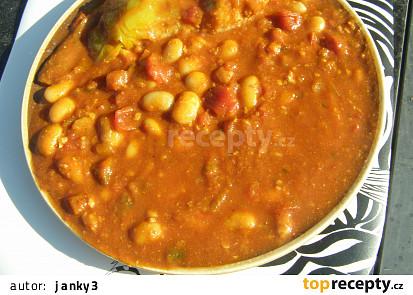 Omáčka z rajčat k masu, plněným paprikách i klobáse... rychlé jídlo