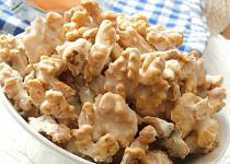 Ořechy v jogurtu