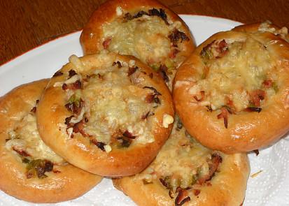 Tatarkové koláčky