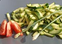 Čínský okurkový salát II.