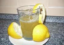 Obranný nápoj proti chřipce a nachlazení