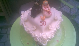 Dort pro 50. výročí svatby