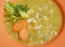 Babiččina rybí polévka