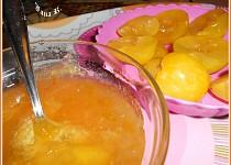 Džem ze žlutých blum