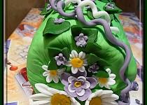 Roládový dort
