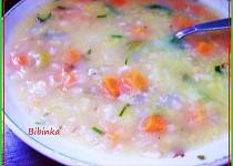 Rychlá polévka ze sušeného droždí
