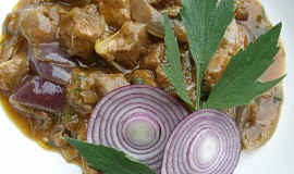 Vepřový cibulák