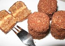 Skořicovo-karamelové dortíčky