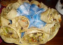 Směs do tortily
