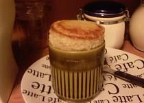 Bánanovo-marakujové soufflé