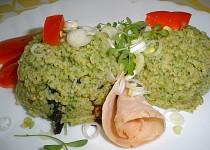 Brokolicový kuskus