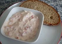 Budapešťská z pomazánkového másla a jogurtu