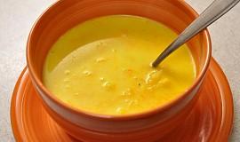 Květáková polévka s mrkví