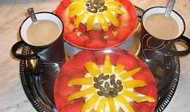"""""""Slunečnice"""" k snídani"""