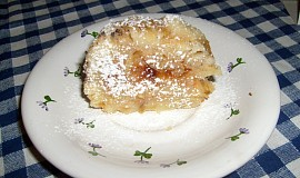 Jablečná roláda bez tuku