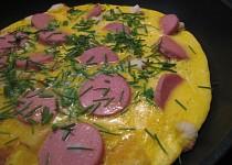 Knedlíková omeleta