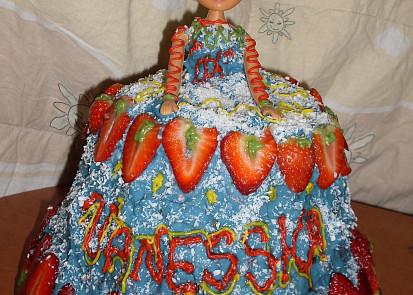 hotová dorta